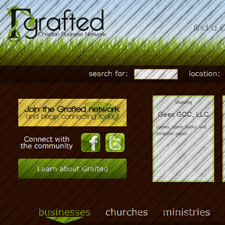 Grafted Christian Business Connections networking and directory website based in Searcy, Arkansas.