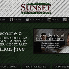 Sunset International Bible Institute Northwest, tuition-free preaching and ministry training school in Puyallup, Washington, a satellite school of Sunset International Bible Institute in Lubbock, Texas.